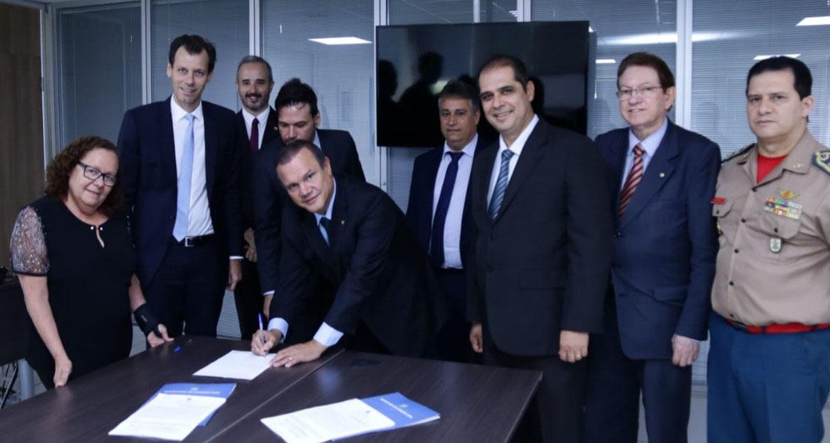 Após articulação de Wellington, SAC assina convênio de R$ 38 milhões para aeroporto de Barra do Garças