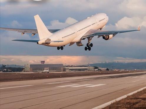 Ajuda a setor aéreo