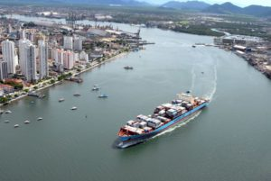 Relatório sobre portos