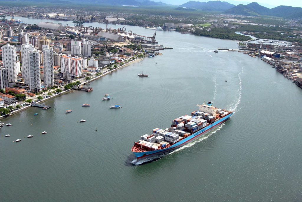 Medidas para portos