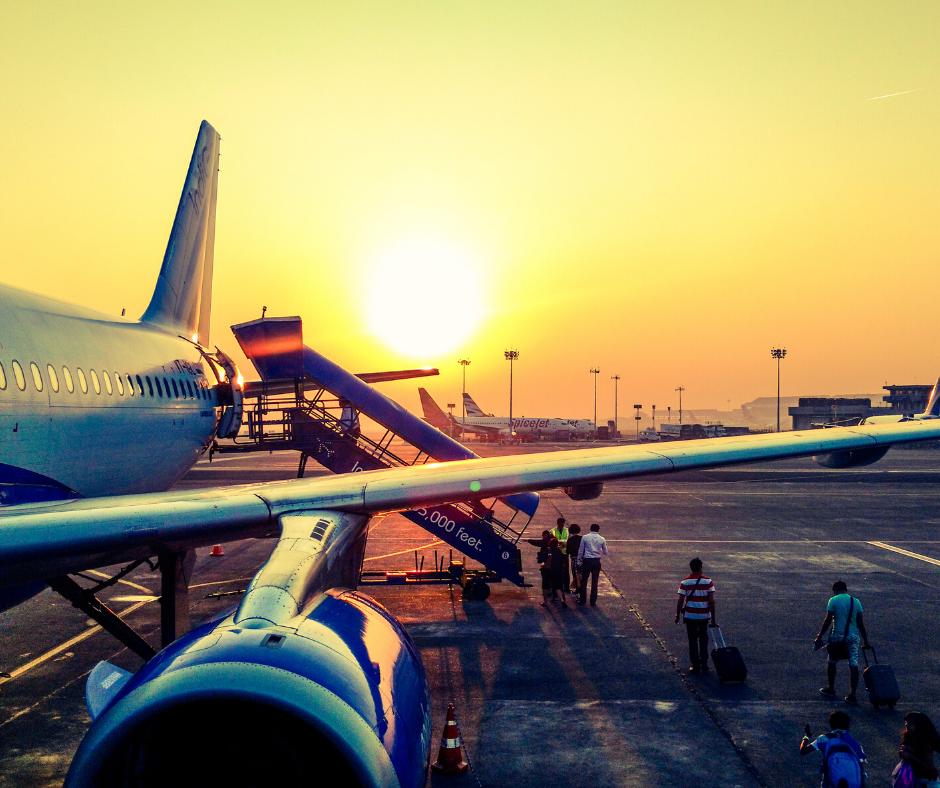 No pós-pandemia, viajar de avião será demorado e caro