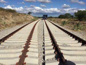 Ferrovia é prioridade